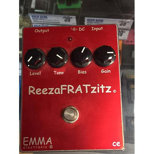 Emma Electronic ReezaFRATZzitz II Overdrive And Distortion Effect Pedal-thumbnail