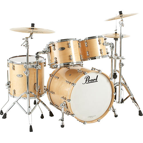Pearl Reference Pure Standard Shell Pack Natural Maple