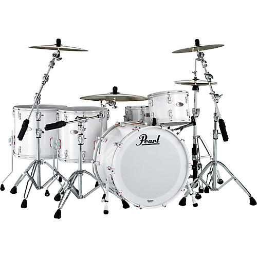 Pearl Reference Redline White Shell Pack