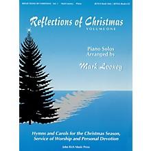 John Rich Music Press Reflections Of Christmas Vol. I Cd Pkg