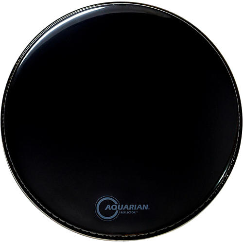 Aquarian Reflector Series Bass Drum Head 18 in.