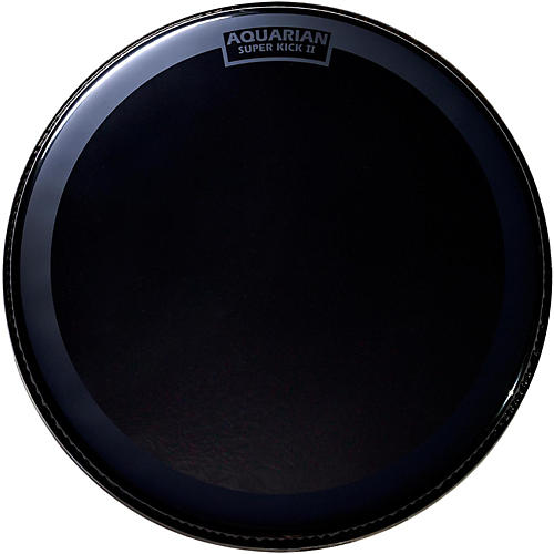Aquarian Reflector™ Series Super Kick II Bass Drum Head-thumbnail
