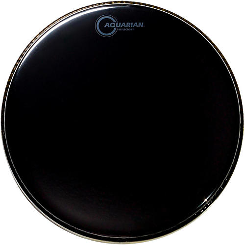 aquarian reflector series tom drum head 14 in guitar center. Black Bedroom Furniture Sets. Home Design Ideas