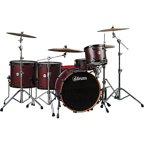 Ddrum Reflex Powerhouse 5-Piece Shell Pack