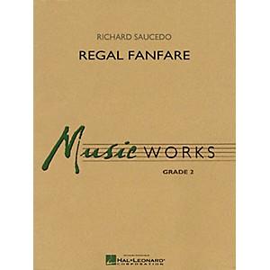 Hal Leonard Regal Fanfare Concert Band Level 2 by Hal Leonard