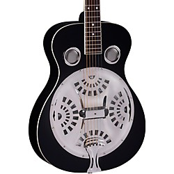 Regal RD-40 Round Neck Resonator Guitar (RD-40B)