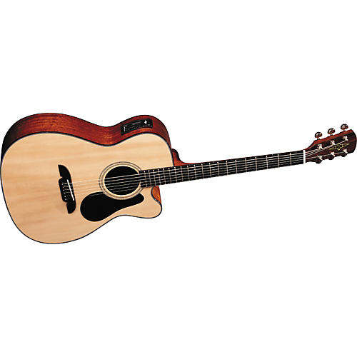 Alvarez Regent Series RF20SC Folk Acoustic-Electric Cutaway