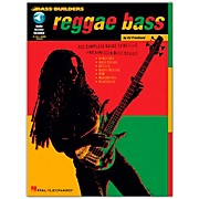 Hal Leonard Reggae Bass Book/CD
