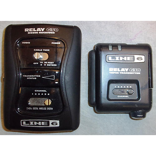 Line 6 Relay G30 Wireless System-thumbnail