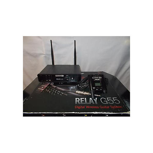 Line 6 Relay G55 Wireless System-thumbnail