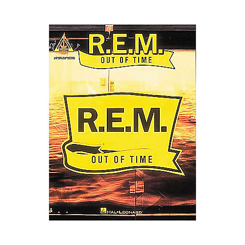 Hal Leonard Rem Out Of Time with Notes And Tablature-thumbnail