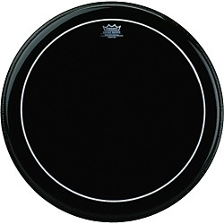 Remo Ebony Pinstripe Tom Head (ES-0612-PS)