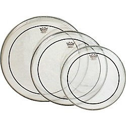 Remo Pinstripe Tom Drumhead Pack (PP-0920-PS-)