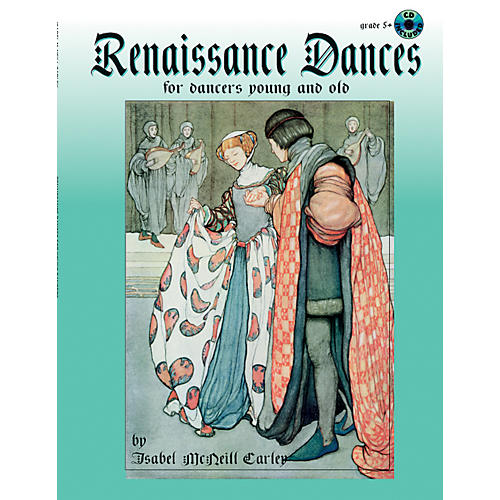 Alfred Renaissance Dances Book/CD