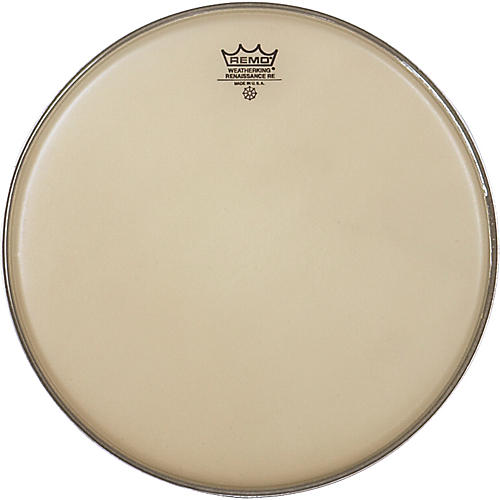 Remo Renaissance Emperor Bass Drum Heads 22 in.