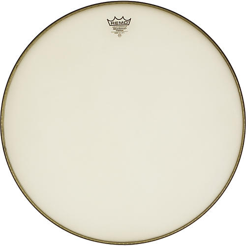 Remo Renaissance Hazy Timpani Drumheads 32 in., Steel Insert Ring