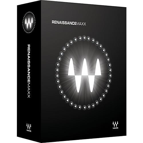 Waves Renaissance Maxx TDM Software