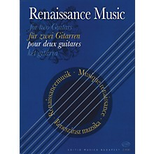 Editio Musica Budapest Renaissance Music for Two Guitars EMB Series