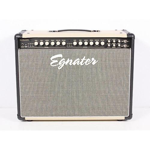 Egnater Renegade 112 65W 1x12 Tube Guitar Combo Amp Black, Beige 886830305825
