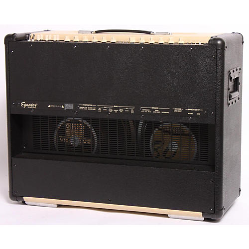 Egnater Renegade 212 65W 2x12 Tube Guitar Combo Amp Black, Beige 886830232213