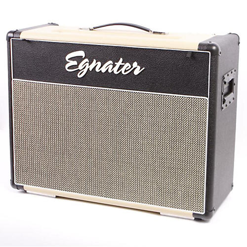 Egnater Renegade 212 65W 2x12 Tube Guitar Combo Amp Black, Beige 886830764455