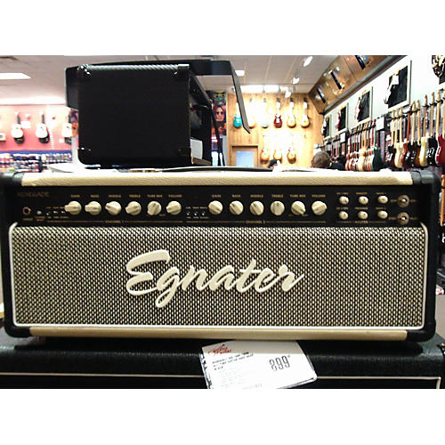 Egnater Renegade 65W Tube Guitar Amp Head-thumbnail