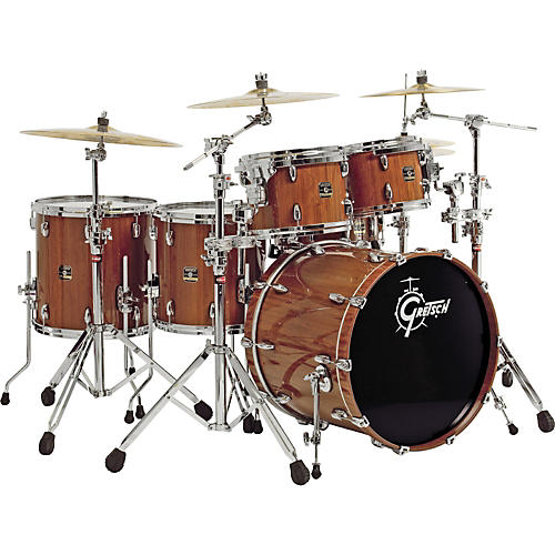 Gretsch Drums Renown Purewood Bubinga 6-Piece Shell Pack-thumbnail