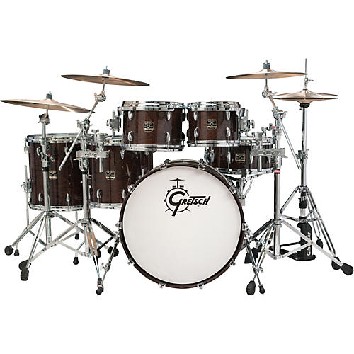 Gretsch Drums Renown Purewood Wenge 6-Piece Shell Pack