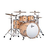 Renown Series 4-Piece Shell Pack with 22 inch Bass Drum Gloss Natural