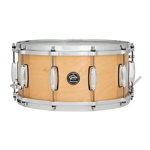 Gretsch Drums Renown Series Snare Drum Gloss Natural 6.5X14