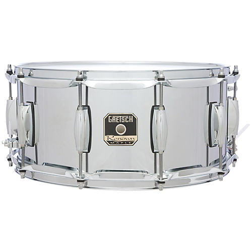Gretsch Drums Renown Snare Drum 14 x 6.5 in. Chrome