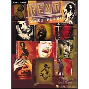 Hal Leonard Rent Selections for Easy Piano Songbook