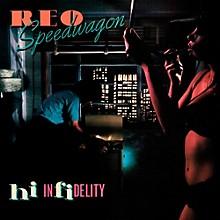 Reo Speedwagon - Hi Infidelity LP