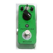 Mooer Repeater Effect Pedal
