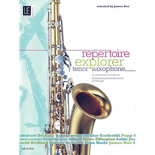 Carl Fischer Repetoire Explorer: Tenor Saxophone (Book + Sheet Music)