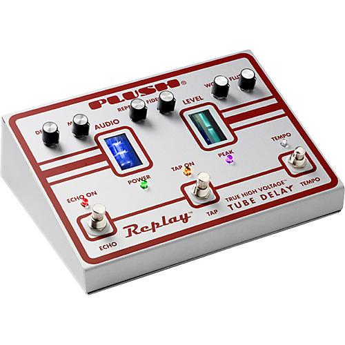 Plush Replay Digital Delay Guitar Effects Pedal