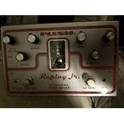 Plush Replay Jr Tube Delay Effect Pedal