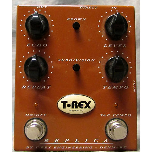 T-Rex Engineering Replica Effect Pedal-thumbnail