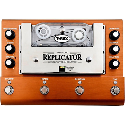 T-Rex Engineering Replicator Analog Tape Delay Guitar Effects Pedal-thumbnail