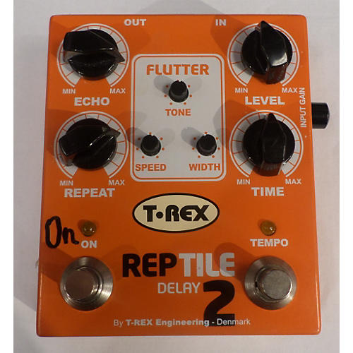 T-Rex Engineering Reptile 2 Effect Pedal