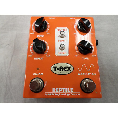 T-Rex Engineering Reptile Effect Pedal