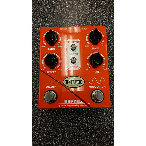 T-Rex Engineering Reptile Effect Pedal-thumbnail