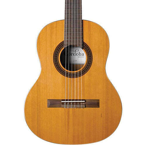 Cordoba Requinto 580 1/2 Size Acoustic Nylon String Classical Guitar-thumbnail