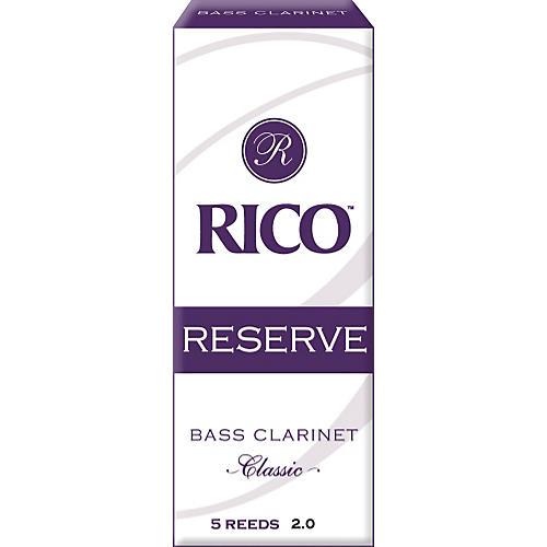 Rico Reserve Classic Bass Clarinet Reeds-thumbnail