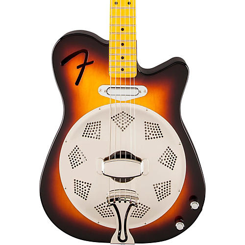 Fender Reso-Tele Acoustic-Electric Resonator Guitar-thumbnail