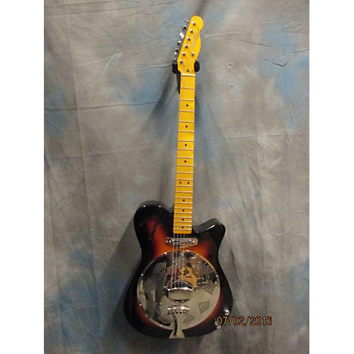 Fender Reso Tele Resonator Guitar-thumbnail