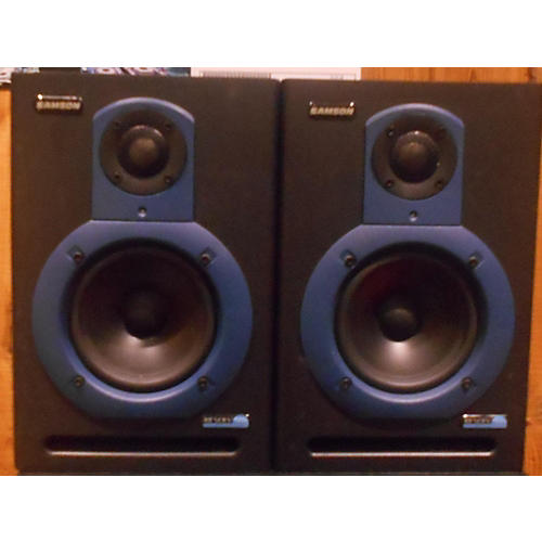 Samson Resolv 50a (pair) Powered Monitor