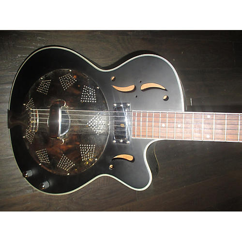 Johnson Resonator Acoustic Electric Guitar-thumbnail