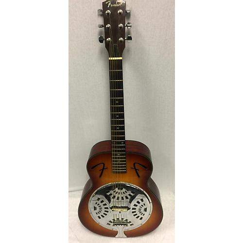 Fender Resonator Acoustic Guitar-thumbnail