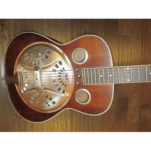Dean Resonator Spider Acoustic Guitar-thumbnail